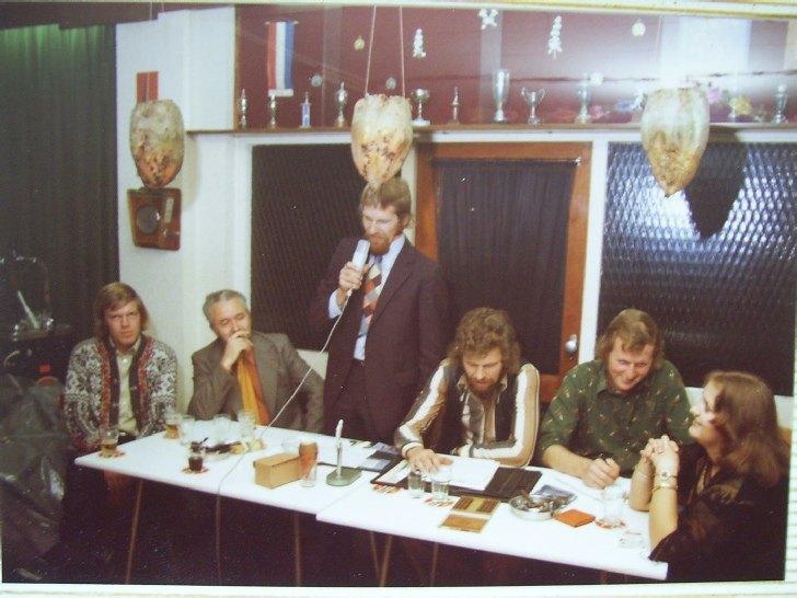 bestuur 1977